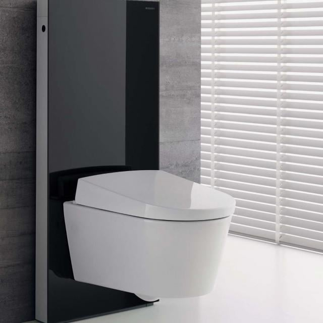 geberit aquaclean sela wand dusch wc einsatzbeispiel design bad. Black Bedroom Furniture Sets. Home Design Ideas