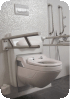 Santis CARE Lift-WC Plus